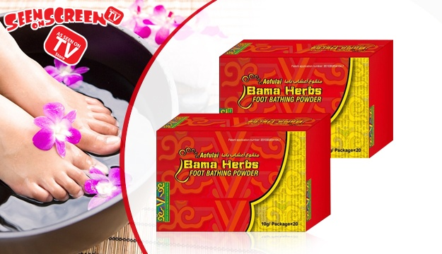 amazing selection quality discount sale 50% Off Bama Herbs Foot Bathing Powder (Only $12 instead of ...