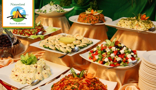 50 Off Sundays Open Buffet From Nature Land Bzebdine Only 24 Instead Of 48