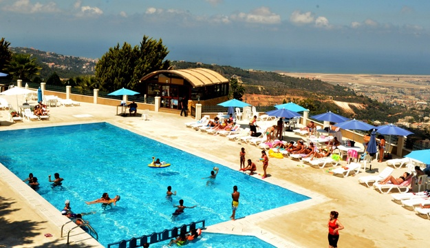 51 off all day pool access for 2 from kasr el siyeha for Club piscine pools