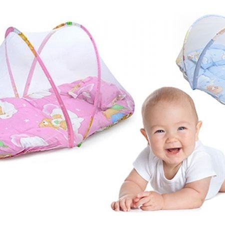 33% Off Baby Sleeping Mat - Blue (Only $13.5 instead of $20)