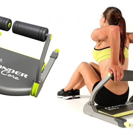 33% Off 6 in 1 Smart Wonder Core Revolutionary New Ab Sculpting System (Only $60 instead of $90)