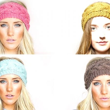 43% Off Turban Headbands - Beige (Only $4 instead of $7)