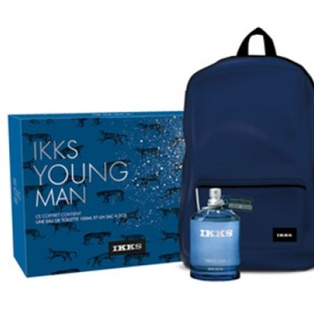 Gifts For Young Men: 38% Off IKKS Young Man Gift Set For Kids