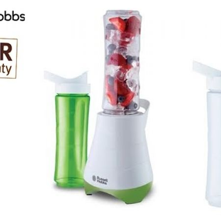 10% Off Russell Hobbs Mix & Go (Only $44 instead of $49)