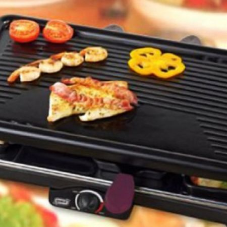 Quigg Raclette Grill
