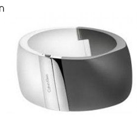 39% Off Calvin Klein Visionary Women's Ring - Size 7 (Medium) (Only $55 instead of $90)
