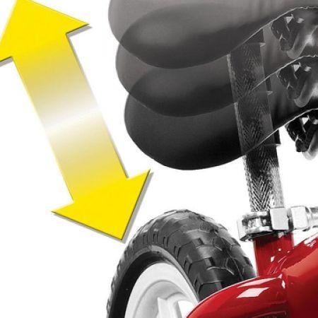 Radio Flyer Glide Go Balance Bike With Air Tires Red Makhsoom