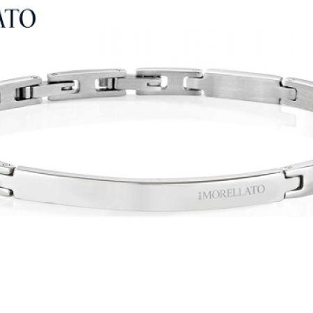 11% Off Morellato Alfa Bracelet - Silver - Men (Only $40 instead of $45)