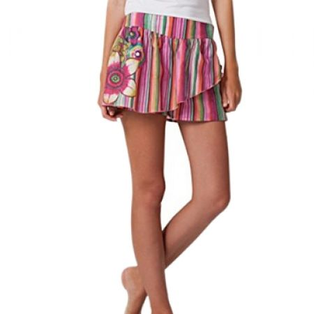 41% Off Desigual Tropical Short Pajama - S/M (Only $44 instead of $74)