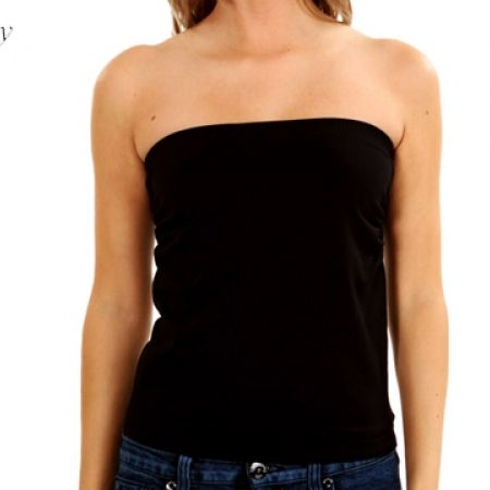 Johnny Grey Strapless Top - One Size - Beige - Women (Only $10.00)