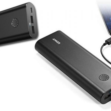 28% Off Anker Black Power Bank - 26800mAh (Only $36 instead of $50)