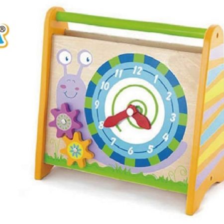 18% Off Viga Learning Clock & Writing (Only $45 instead of $55)