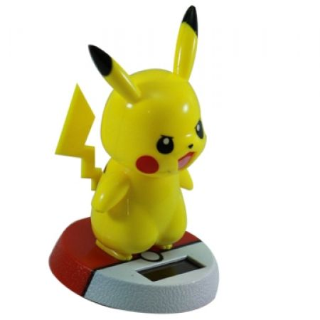35% Off Pikachu Solar Powered Nodding Figure (Only $10 instead of $6.50)