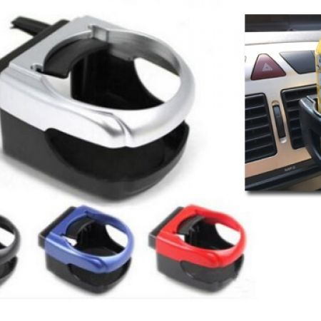 50% Off Car Plastic Drink Cup Bottle Stand Holder - Black (Only $2.50 instead of $5)