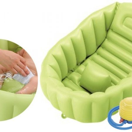45% Off Soft Baby Bath - Green (Only $16.5 instead of $30)