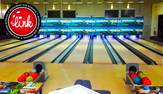50% Off 1 Round of Bowling, Arcade Games, Cars Game & 1 Drink from The Link Restaurant & Bowling, Antelias (Only $10 instead of $20)