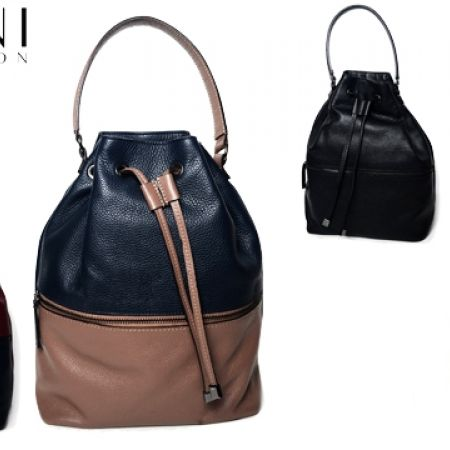 70% Off Vittoria Napoli Deerskin Carry Bag - Flag - Women (Only $108 instead of $359)