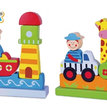 17% Off Viga Magnetic 3D Puzzles - Zoo (Only $29 instead of $35)