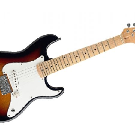 "37% Off Stagg Junior ""S"" Electric Guitar - Sunburst (Only $95 instead of $150)"