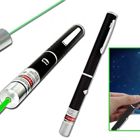 30% Off Green Long Range Pen Laser Pointer A9 With Single Point (Only $7 instead of $10)