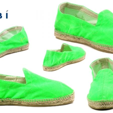 75% Off Manebi Stay Low Shoes - Size: 38 - Green Fluo - Women (Only $20 instead of $80)