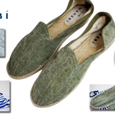 75% Off Manebi Cool Flats - Size: 41 - Khaki - Men (Only $20 instead of $80)