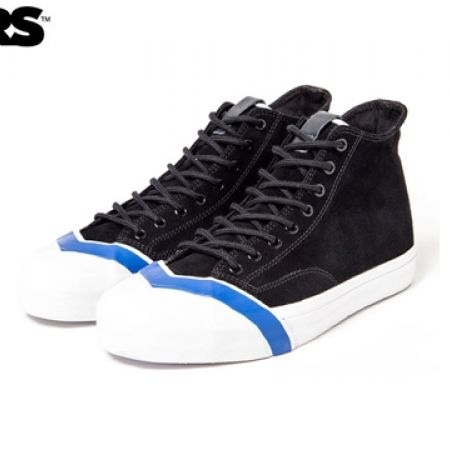 67% Off Losers Schooler Classic High Sneakers - Size: 41 - Black - Men (Only $50 instead of $150)
