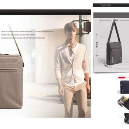0b29c22bb5bf 25% Off Tablet Laptop Shoulder Bag Leisure package For Tablet