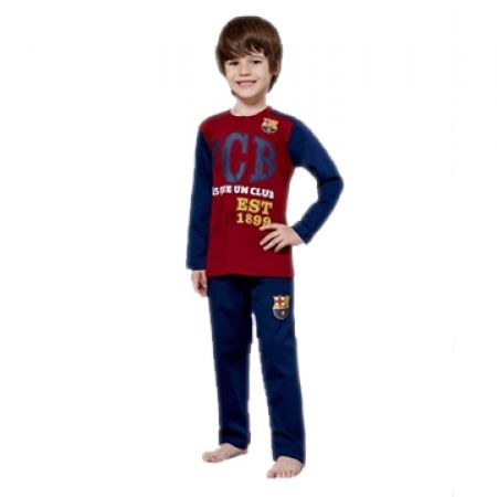 49% Off RolyPoly Licensed FCB Pyjamas - Age: 8 - Navy/Burgundy - Boys (Only $26 instead of $51)