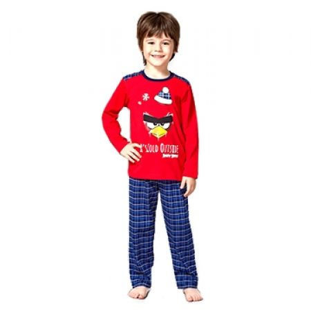 50% Off RolyPoly Angry Birds Licensed Pyjamas - Age: 3 - Red/Navy - Boys (Only $19 instea dof $38)
