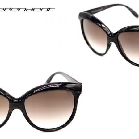 c931abc6c410 50% Off I.I Cat Eye Sunglasses I 0092 BH2.120 Brush Grey Frame With Gold  GGM Fade - Women (Only  99 instead of  198) - Makhsoom