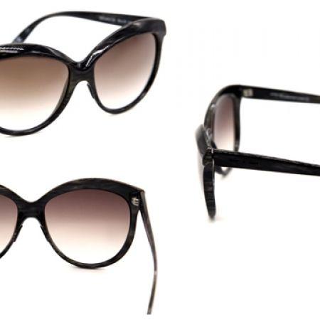 ae69db11261b 50% Off I.I Cat Eye Sunglasses I 0092 BH2.120 Brush Grey Frame With Gold  GGM Fade - Women (Only  99 instead of  198)