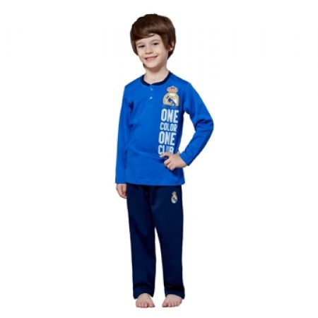 50% Off RolyPoly Licensed Real Madrid Pajamas - Age: 3 - Blue/Navy Blue - Boys (Only $19 instead of $38)