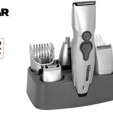20% Off Tristar 6 in 1 Grooming Kit Precision Nose and Ear Trimmer (Only $36 instead of $45)