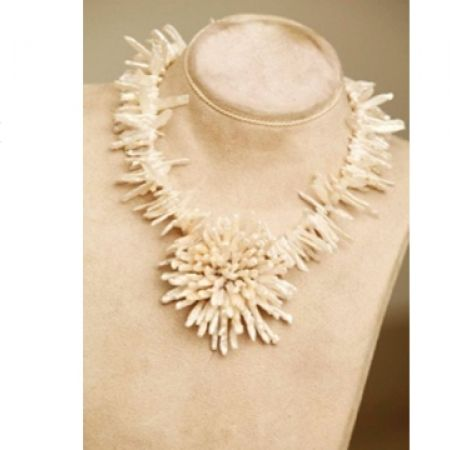53% Off R&C Gems Freshwater Pearls Short Necklace - White - Women (Only $135 instead of $285)
