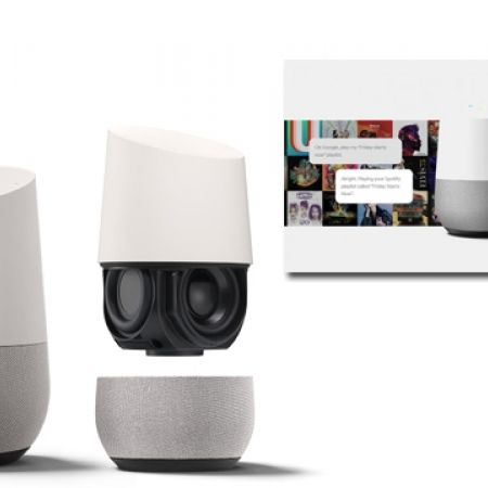 20% Off Google Home Speaker - Grey/White (Only $200 instead of $250)