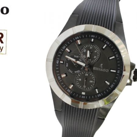 55% Off Sebago Rubber Watch - Black - Men (Only $81 instead of $179)
