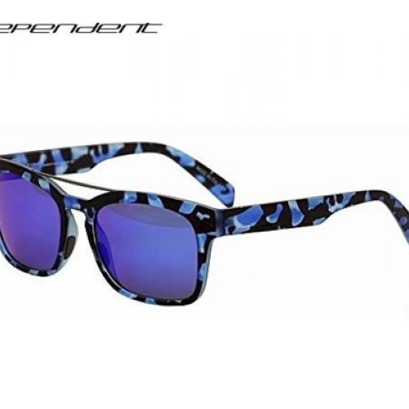 50% Off I.I Sunglasses I 0914-141.000 Blue/Black Frame With Blue Fade - Women (Only $99 instead of $198)