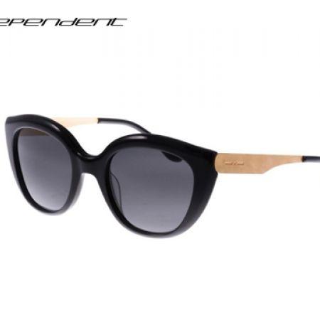 50% Off I.I Sunglasses I 0913-009.GLS Black Frame With Black Fade - Women (Only $99 instead of $198)