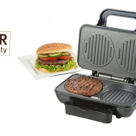 25% Off Tristar Hamburger Grill 2 Per Baking Session - No Oil Or Butter Needed (Only $30 instead of $40)