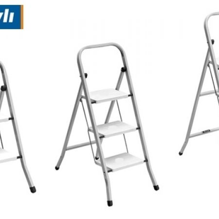 13% Off Sarayli Iron Practical Escabo Ladder - 2 Steps (Only $26 instead of $30)