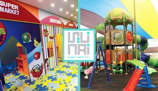 50% Off Kids Entrance With Meals & Juice from Nai Restaurant, Khaldeh (Only $7 instead of $14)