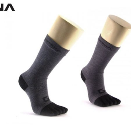 29% Off Gotena Thick Crew Single Pair Toe Socks Unisex - Small - Merino Wool (Only $8.50 instead of $12)