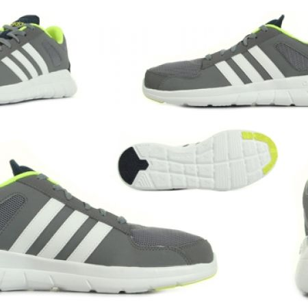 16% Off Adidas Running Grey X Lite Sport Shoes For Men (Only $78 instead of  $93)