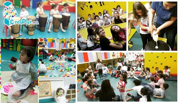 55% Off 2-Hour Walk-in Activities (Educational Games, Construction Games, Pool of Balls, Library Corner, 3D Film, X-box, Arts & Crafts, Painting on Wood, Plaster, T-shirt & Ceramic) from Creaplay, Hazmieh (Only $9 instead of $20)