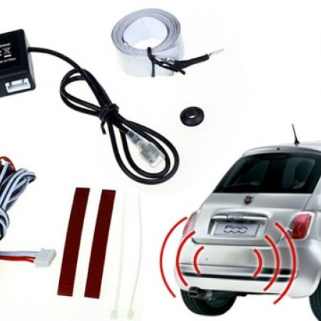 53% Off No Drill Electromagnetic Auto Car Reverse Parking Sensor (Only $14 instead of $30)