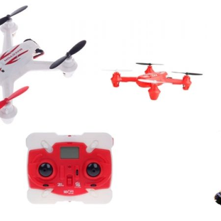 46% Off Mould King Quadcopter - White (Only $19 instead of $35)