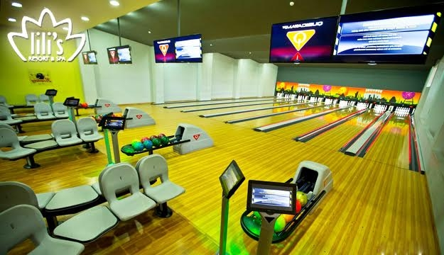 50% Off One Bowling Game & Five Arcade Games from Golden Lili's Resort & Spa, Aley (Only $6.60 instead of $13.30)