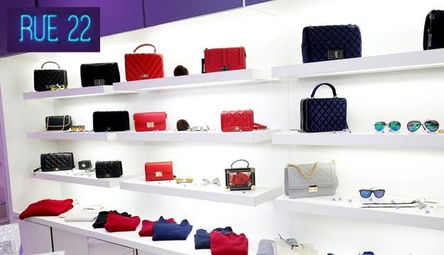 50% Off Accessories & Bags from Rue 22, Hamra (Only $10 instead of $20)