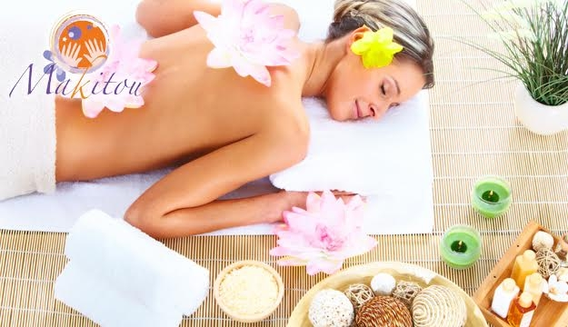 63% Off 60 min. Footbath Pedicure, 25 min. Firming or Rejuvenating Facial & 40 min. Upper Body Massage from Makitou Day Spa, Achrafieh (Only $45 instead of $120)